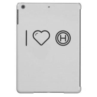 I Love Hospitals iPad Air Cover