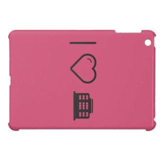 I Love Hospitals iPad Mini Cases