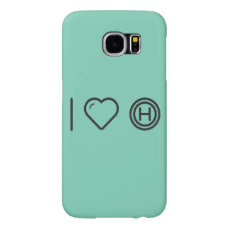 I Love Hospitals Samsung Galaxy S6 Cases