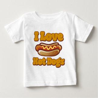 I love Hot Dogs Infant T-shirt