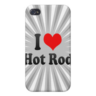 I love Hot Rod Case For iPhone 4