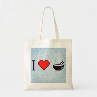 I Love Hot Soup Tote Bag