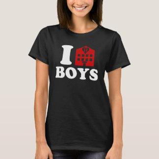 I Love Hotel Boys T-Shirt