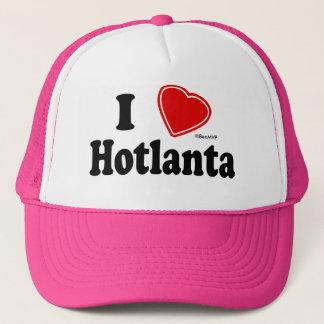 I Love Hotlanta Trucker Hat