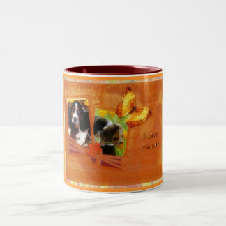 I Love Hounds mug