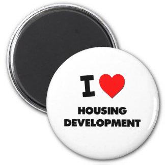I Love Housing Development Magnet