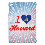 I Love Howard, New York iPad Mini Covers