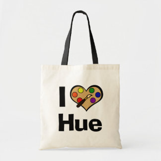 I Love Hue Canvas Bag