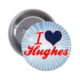 I Love Hughes, Alaska Button