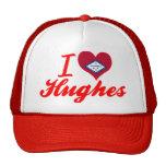 I Love Hughes, Arkansas Trucker Hat