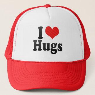 I Love Hugs Trucker Hat