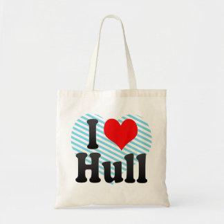 I Love Hull, United Kingdom Bag