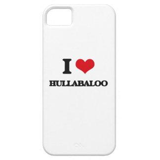 I love Hullabaloo iPhone 5 Covers