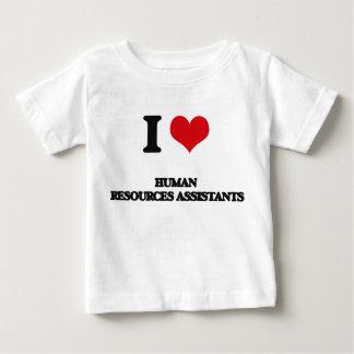 I love Human Resources Assistants Infant T-shirt