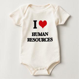 I love Human Resources Bodysuit