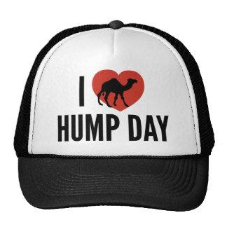 I Love Hump Day Trucker Hat