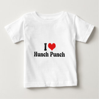 I Love Hunch Punch Tee Shirt