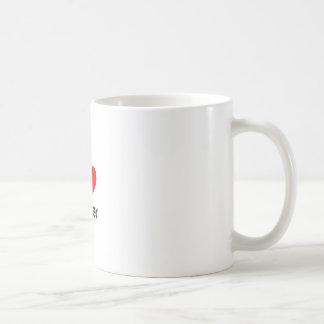 i love hunter coffee mug