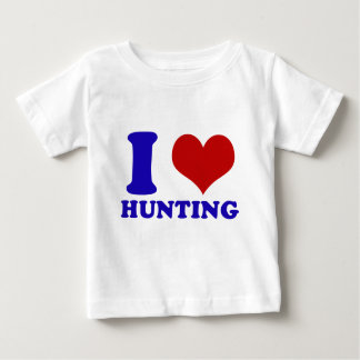 I love hunting design baby T-Shirt