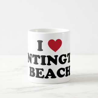 I Love Huntington Beach California Coffee Mug