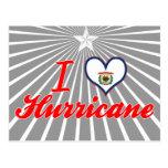 I Love Hurricane, West Virginia Postcards