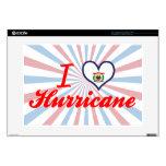 "I Love Hurricane, West Virginia Skin For 15"" Laptop"