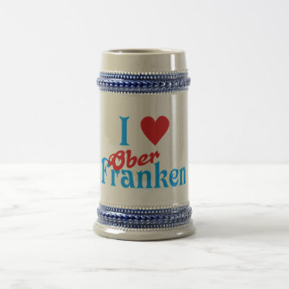 I love I love Upper Franconia 18 Oz Beer Stein