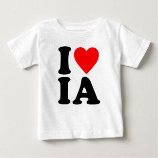 I LOVE IA TSHIRTS