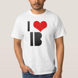I Love IB T-Shirt