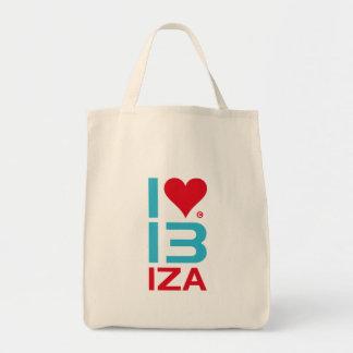 I LOVE IBIZA BAG