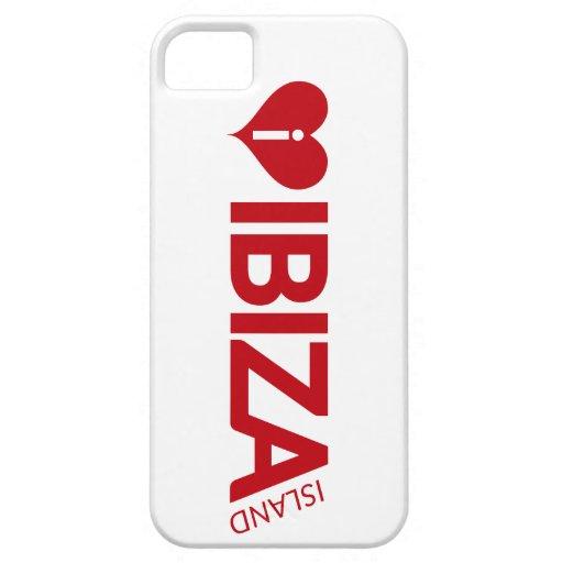 i Love Ibiza Island Original Authentic souvenirs iPhone 5 Case