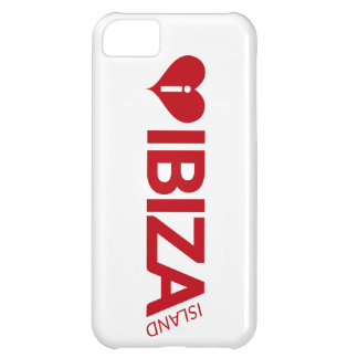 i Love Ibiza Island Original Authentic souvenirs iPhone 5C Cover