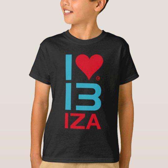 I LOVE IBIZA PLAYERA
