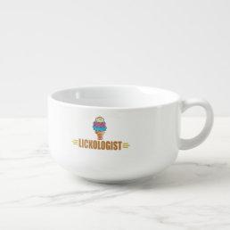 I Love Ice Cream Soup Mug