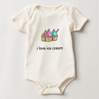 i love ice cream romper