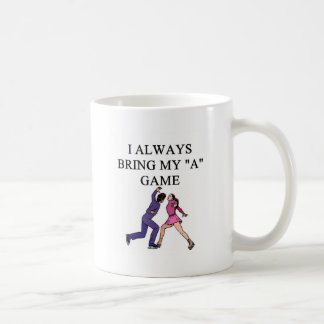 i love ice figure skating mugs