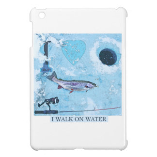 I love ice fishing case for the iPad mini