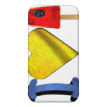 I Love Ice Pops Speck Case Case For iPhone 4