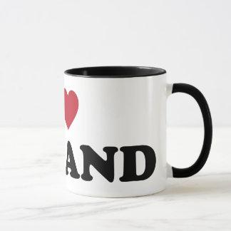 I Love Iceland Mug