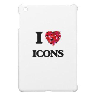 I Love Icons iPad Mini Cover