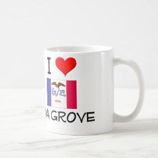 I Love IDA GROVE Iowa Coffee Mug