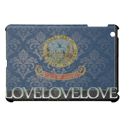 I love Idaho Cool Cover For The iPad Mini