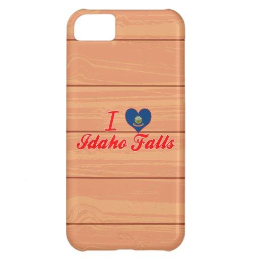 I Love Idaho Falls, Idaho iPhone 5C Cases
