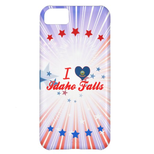 I Love Idaho Falls, Idaho iPhone 5C Cover