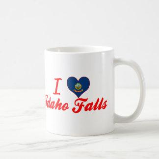 I Love Idaho Falls, Idaho Coffee Mugs