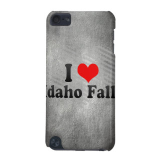 I Love Idaho Falls, United States iPod Touch 5G Cases