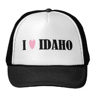 I LOVE IDAHO HAT
