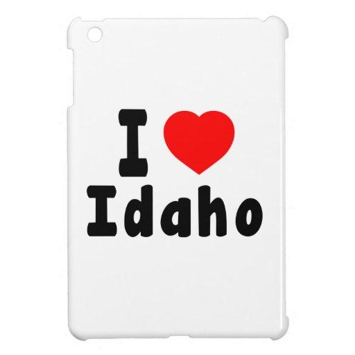 I Love Idaho iPad Mini Cover