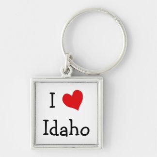 I Love Idaho Keychain