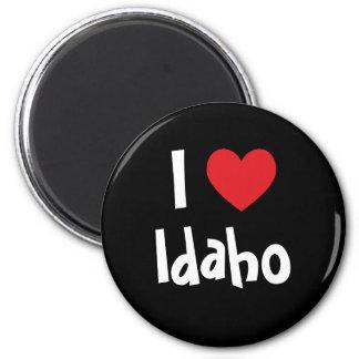 I Love Idaho Refrigerator Magnet